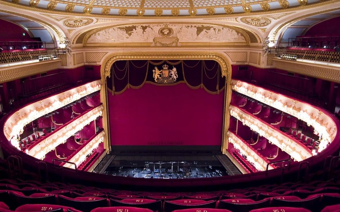 The Royal Opera House - An Inside View