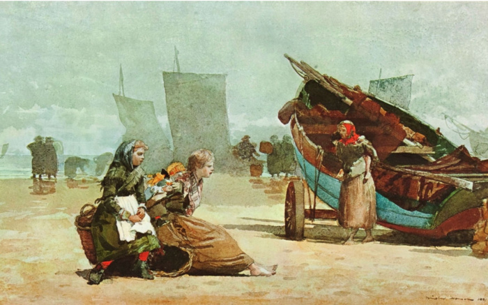 Winslow Homer and the Art of New England